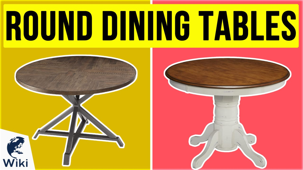 10 Best Round Dining Tables