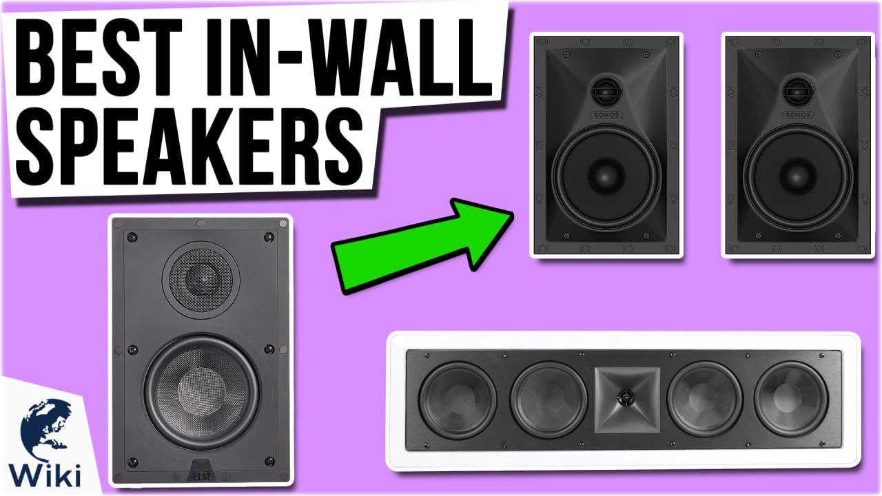 10 Best In-Wall Speakers