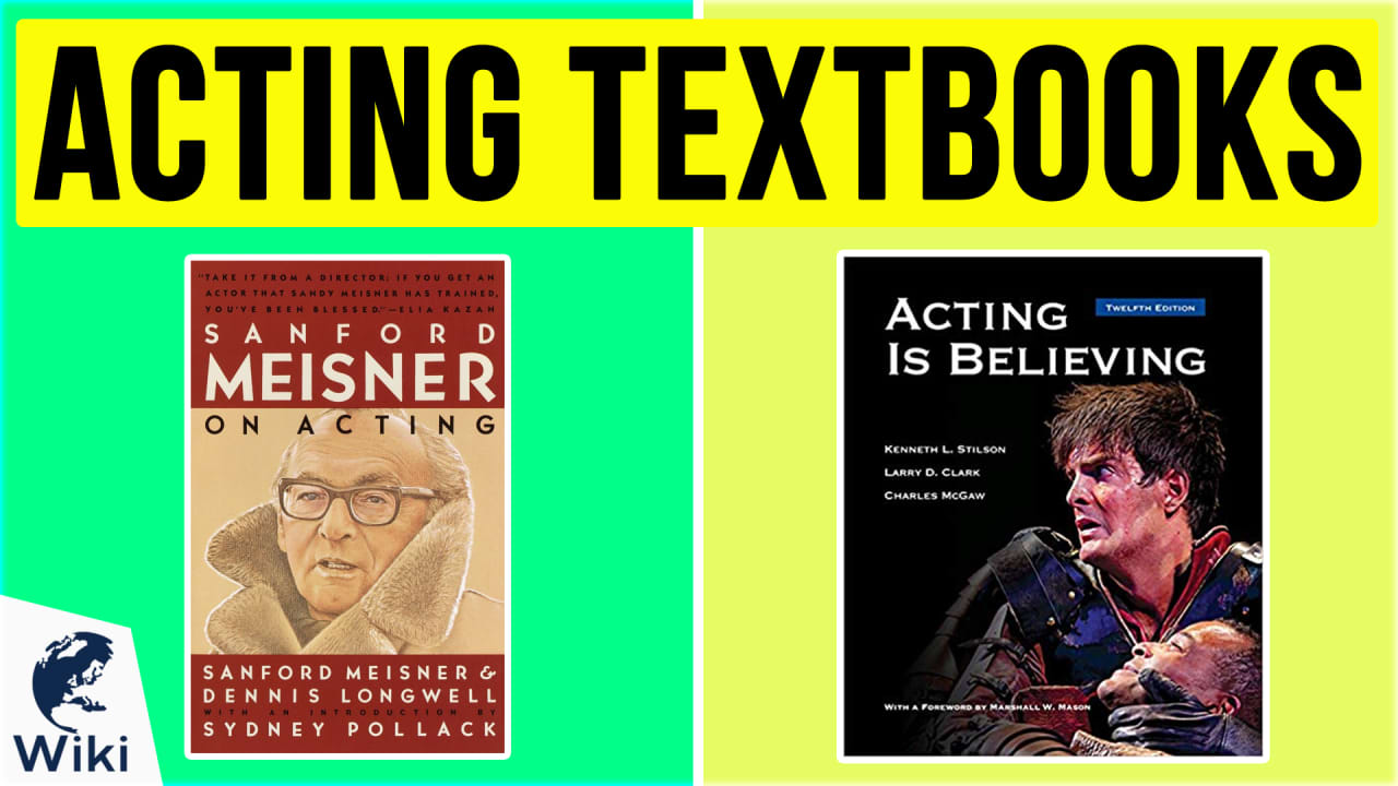 10 Best Acting Textbooks