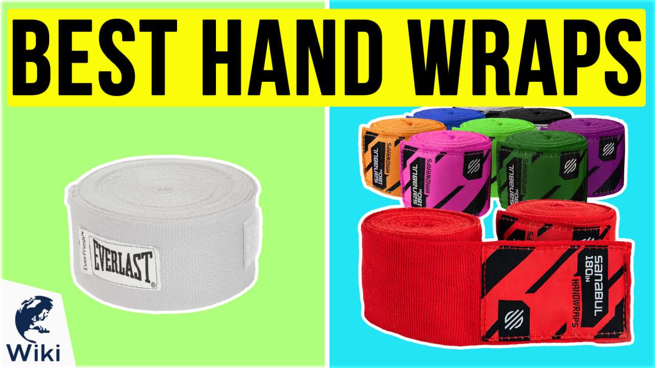 10 Best Hand Wraps
