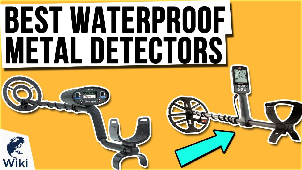 10 Best Waterproof Metal Detectors