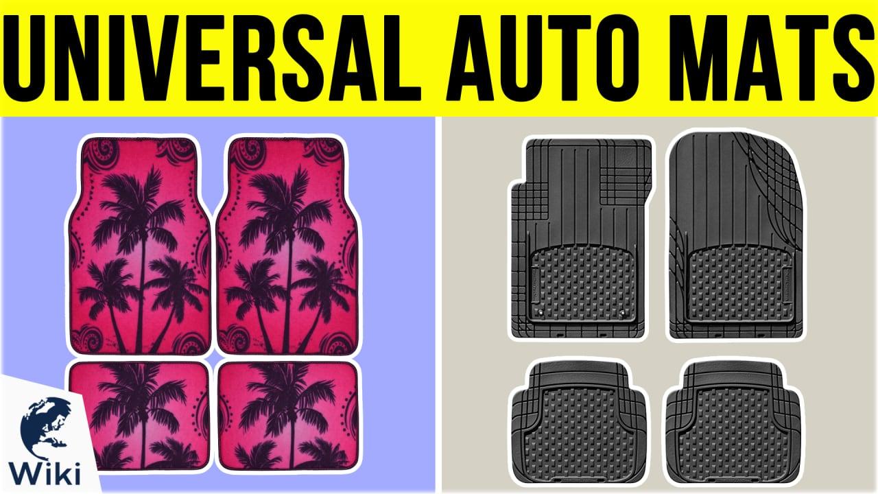 10 Best Universal Auto Mats