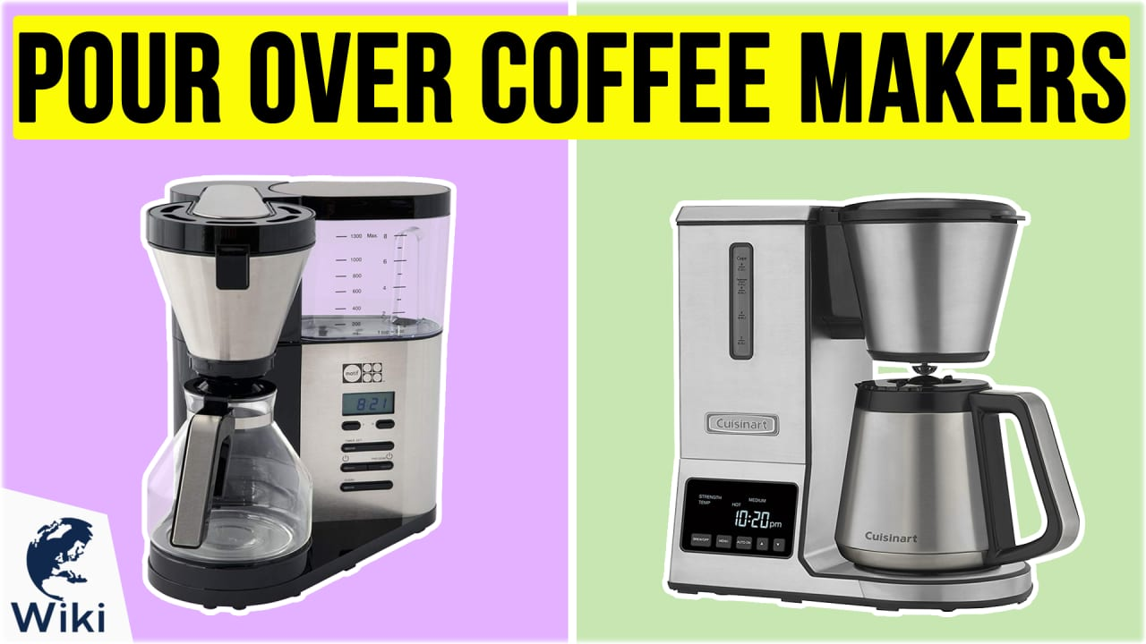 9 Best Pour Over Coffee Makers