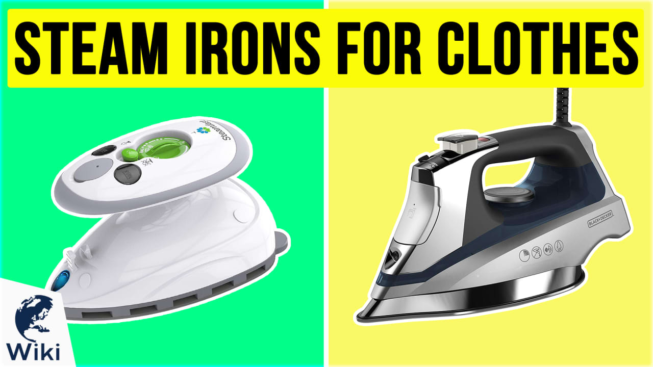 10 Best Steam Irons For Clothes
