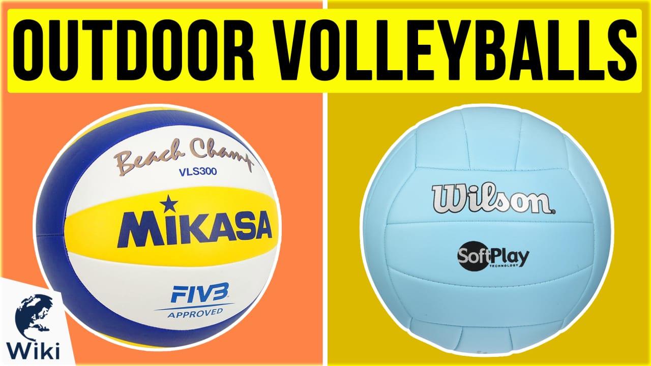 10 Best Volleyballs