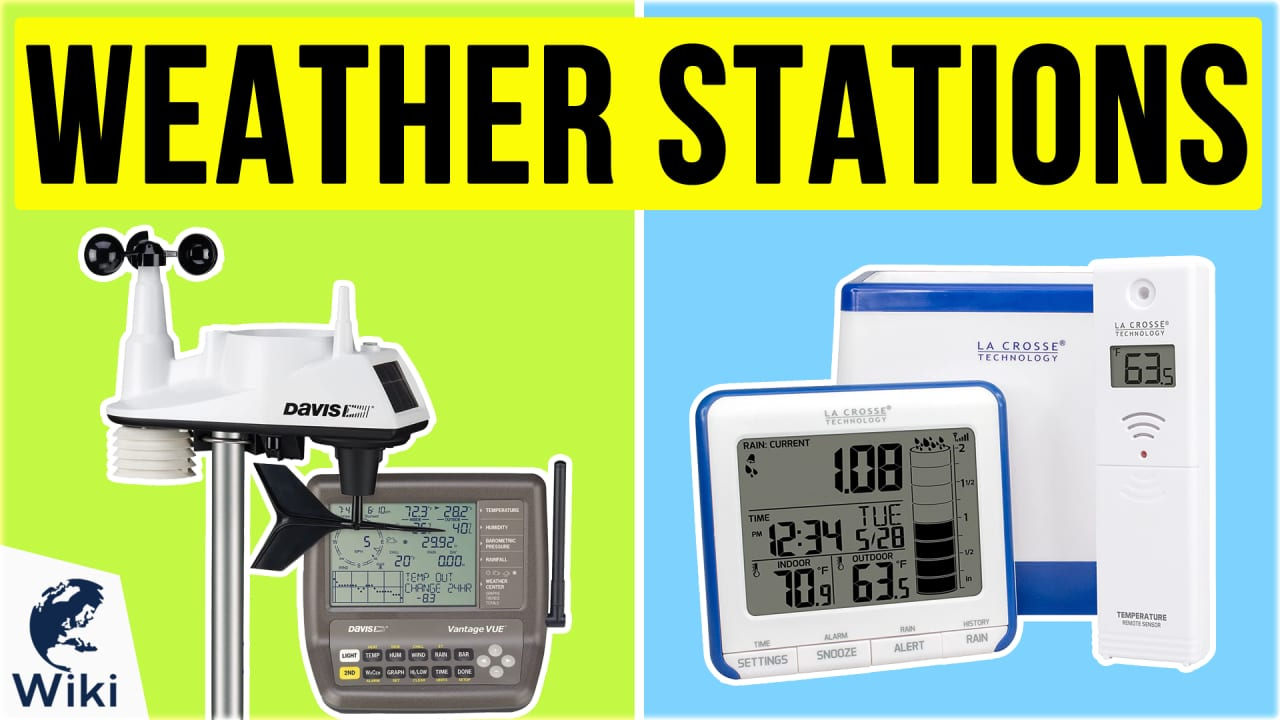 10 Best Weather Stations