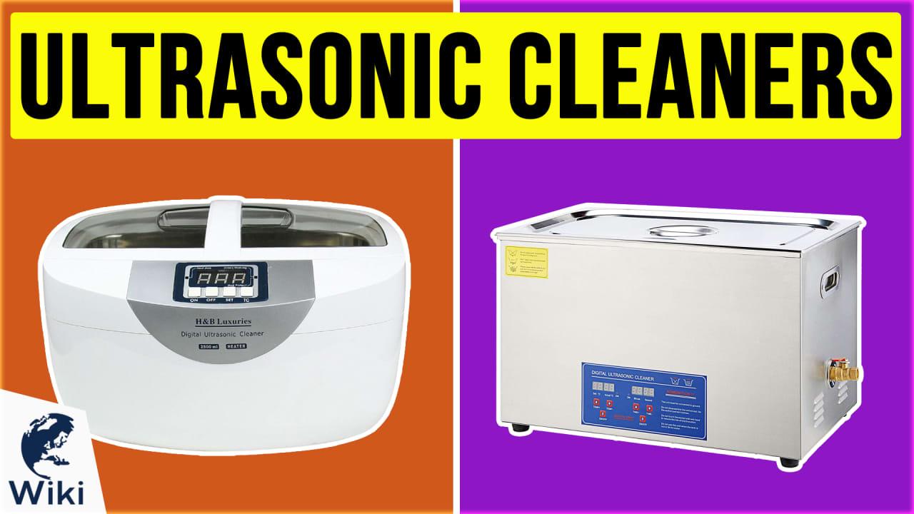 10 Best Ultrasonic Cleaners
