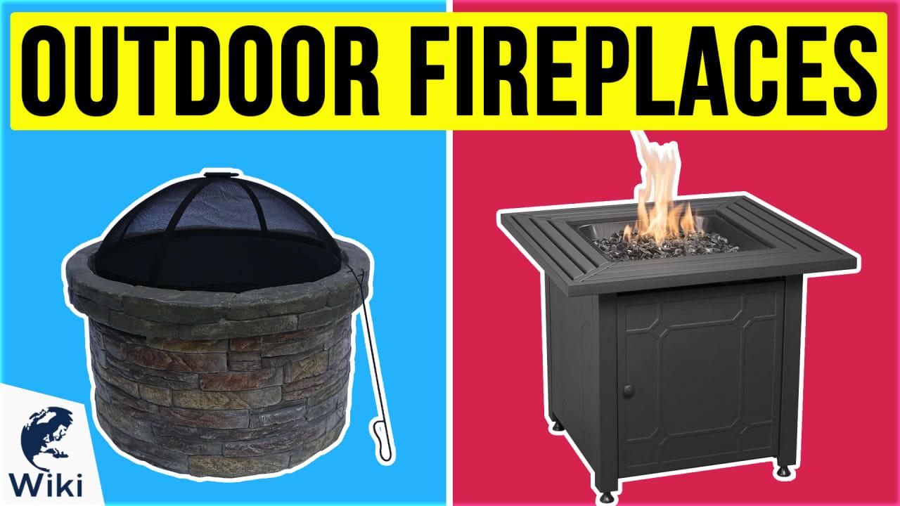 10 Best Outdoor Fireplaces