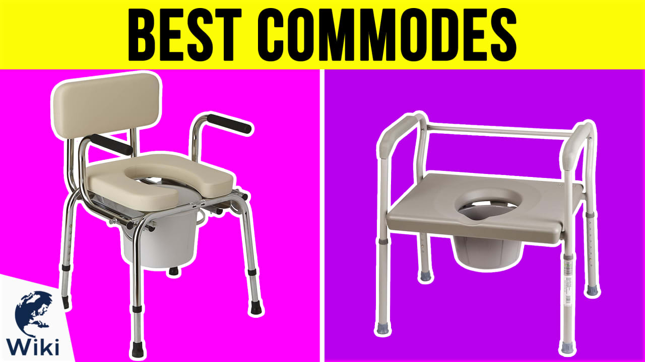 9 Best Commodes