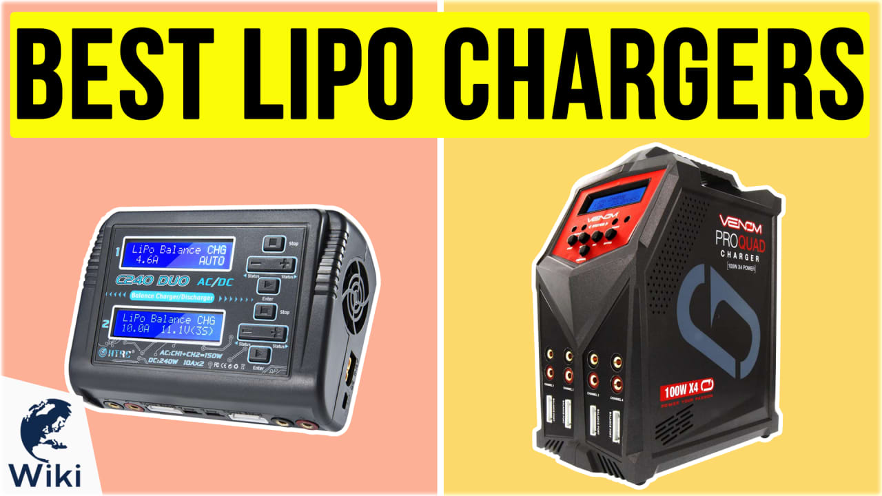 10 Best LiPo Chargers