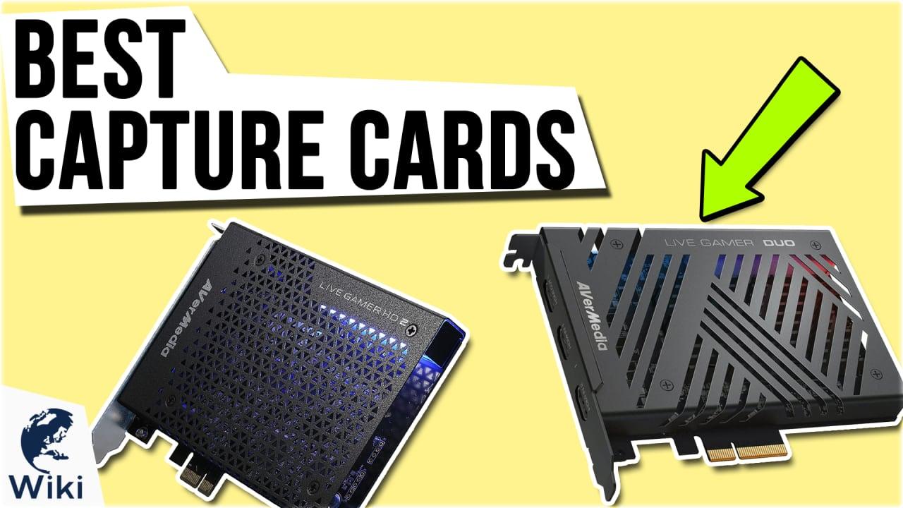 10 Best Capture Cards