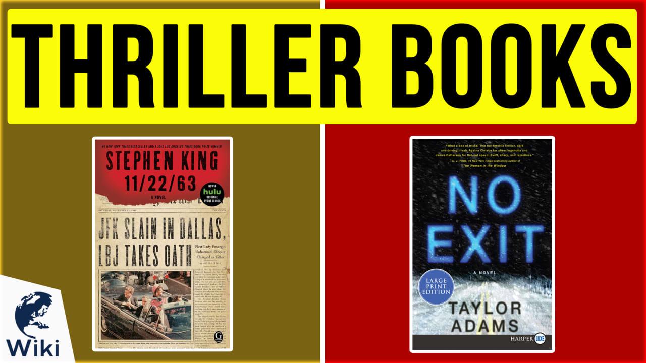 10 Best Thriller Books