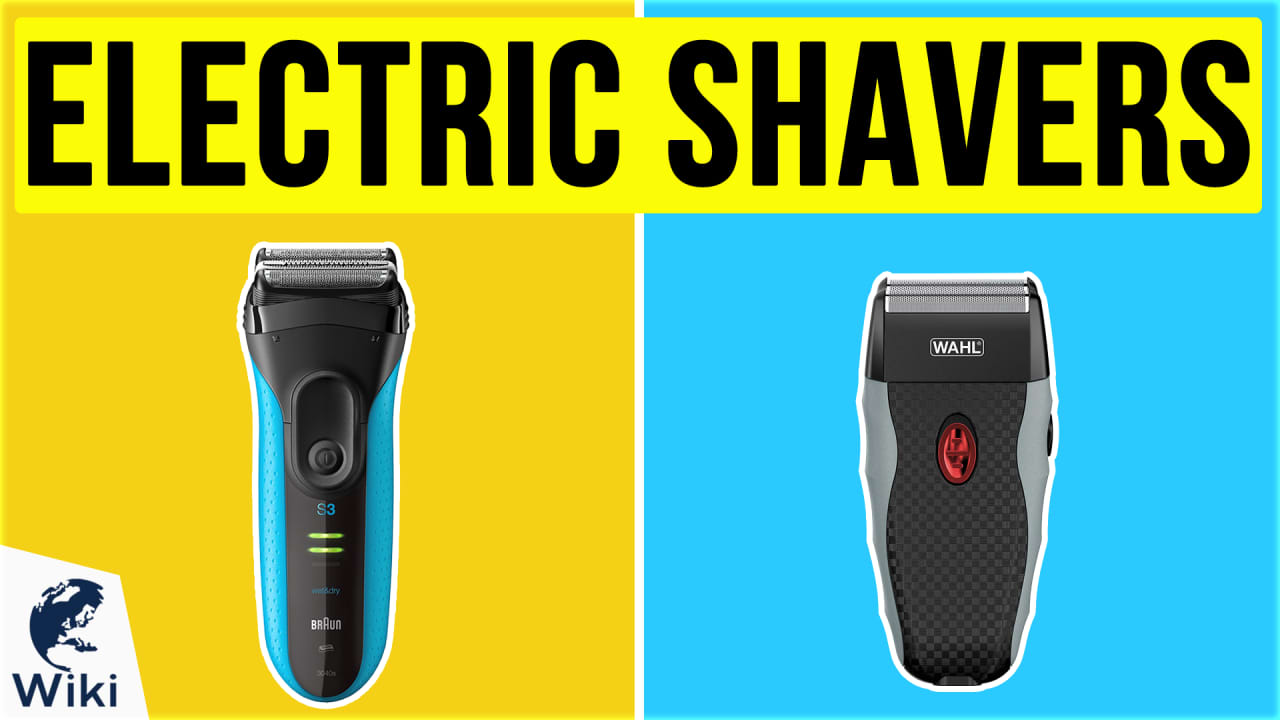 10 Best Electric Shavers