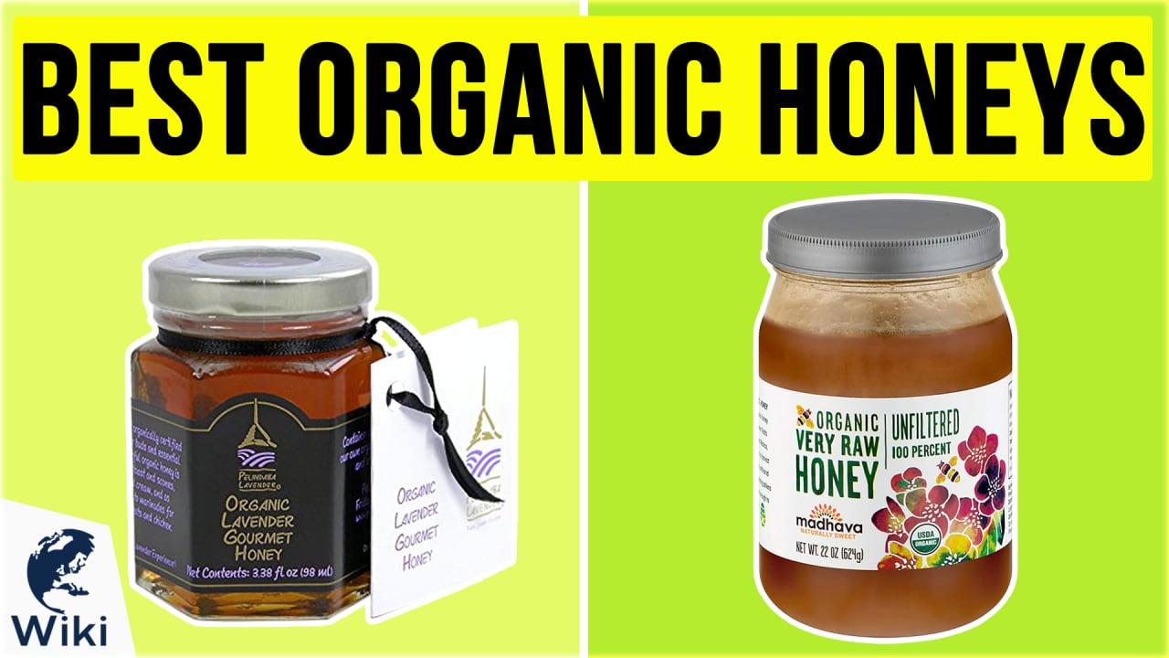 10 Best Organic Honeys