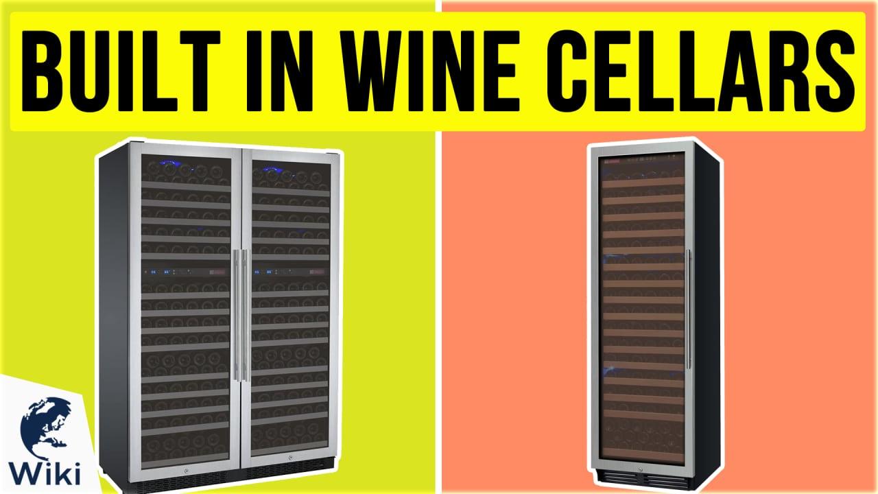 10 Best Built In Wine Cellars