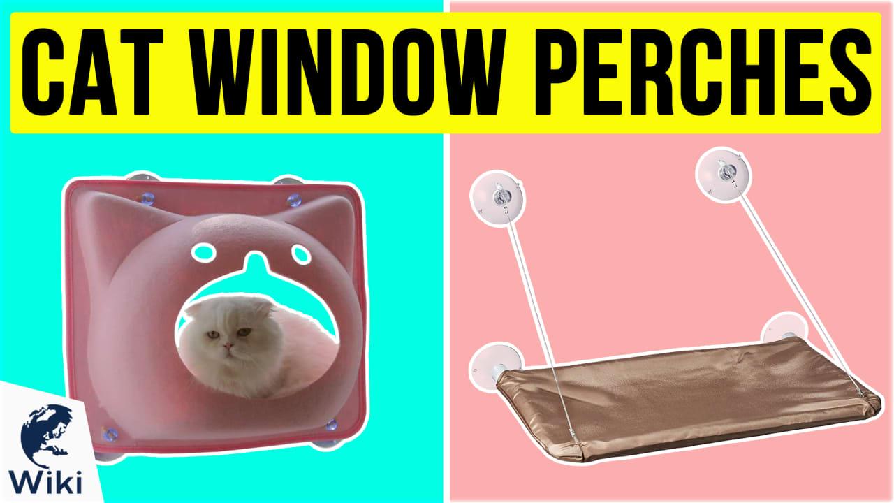 10 Best Cat Window Perches