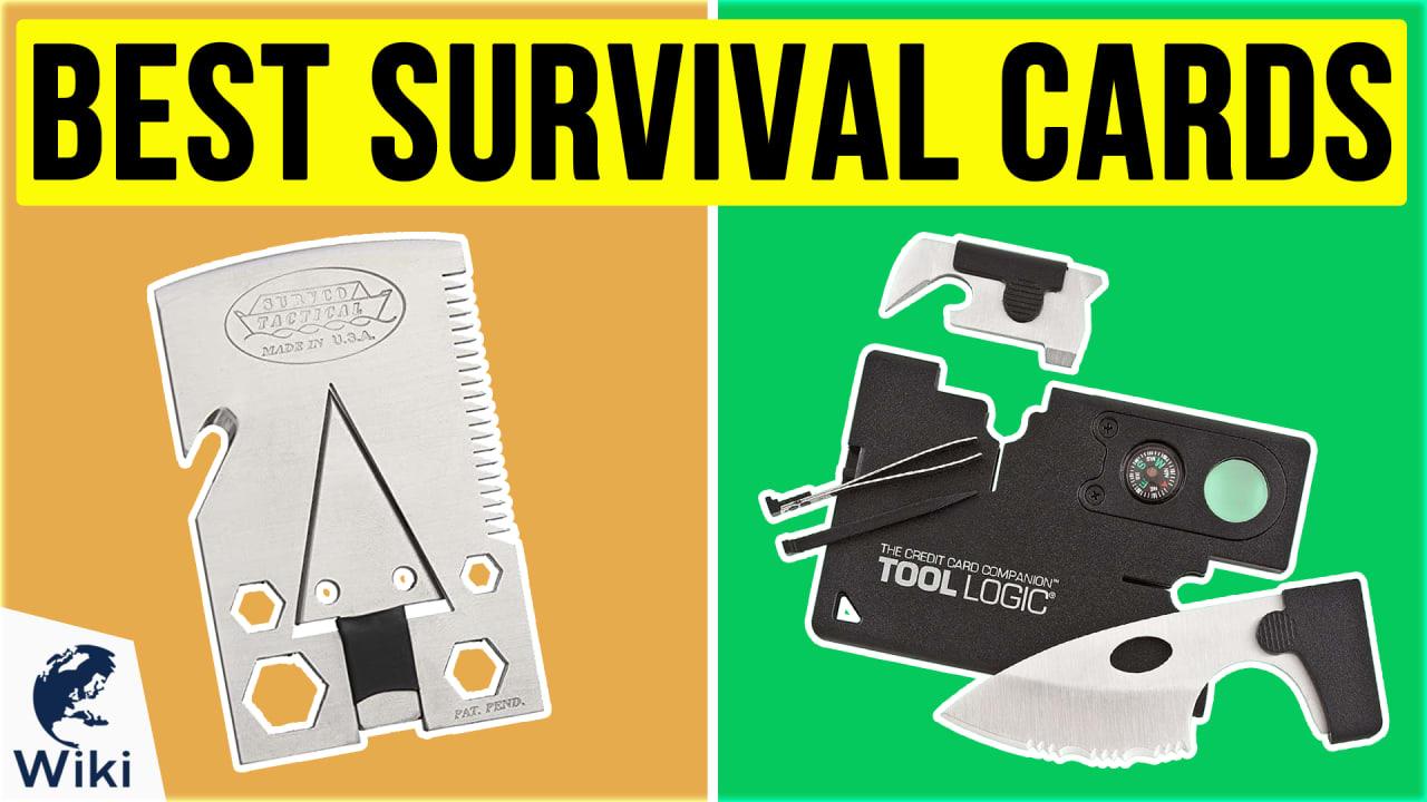 8 Best Survival Cards