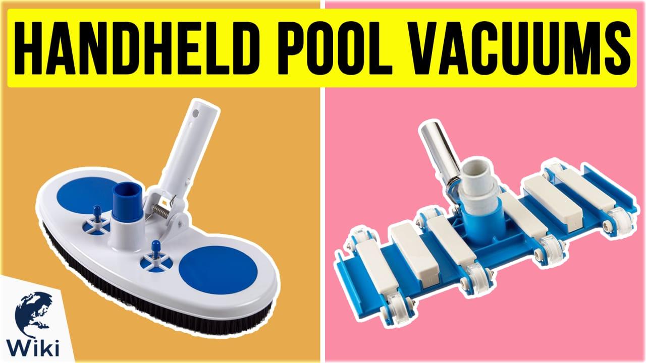 10 Best Handheld Pool Vacuums