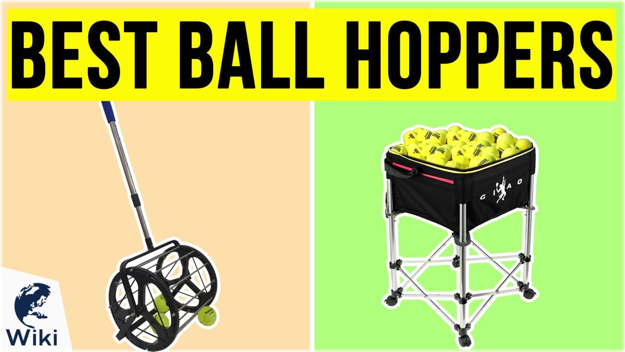 10 Best Ball Hoppers