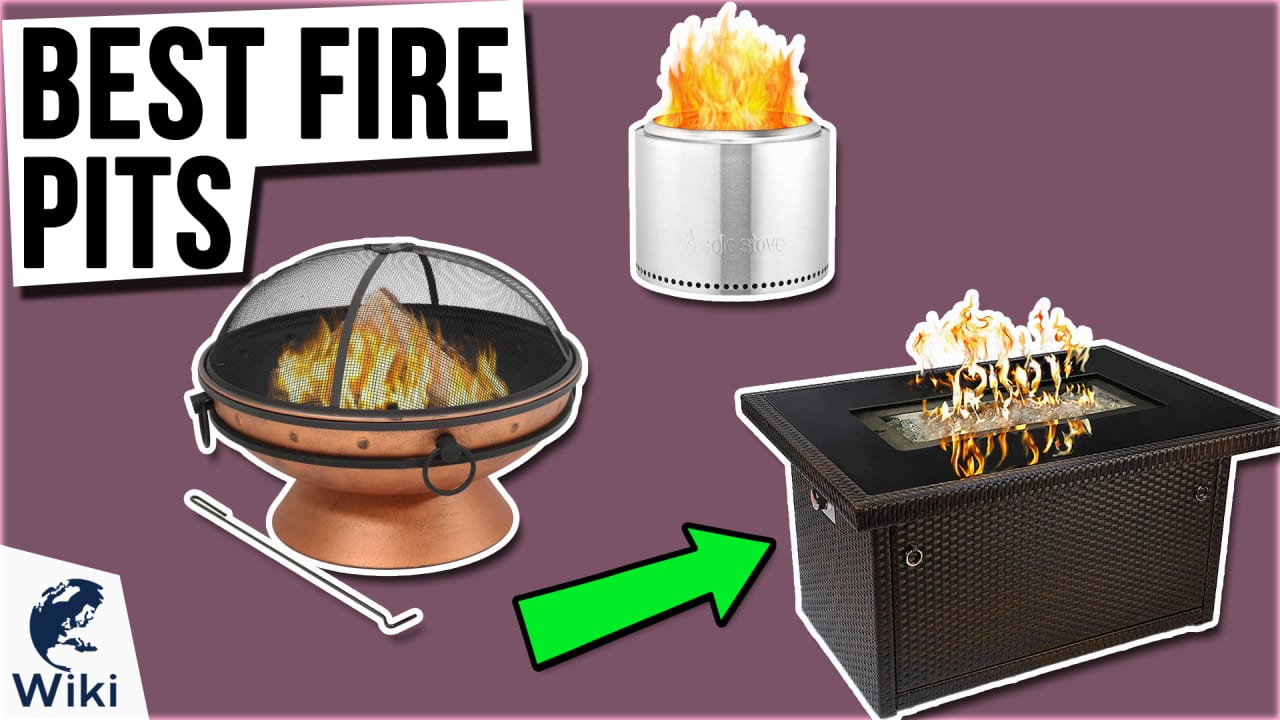 10 Best Fire Pits