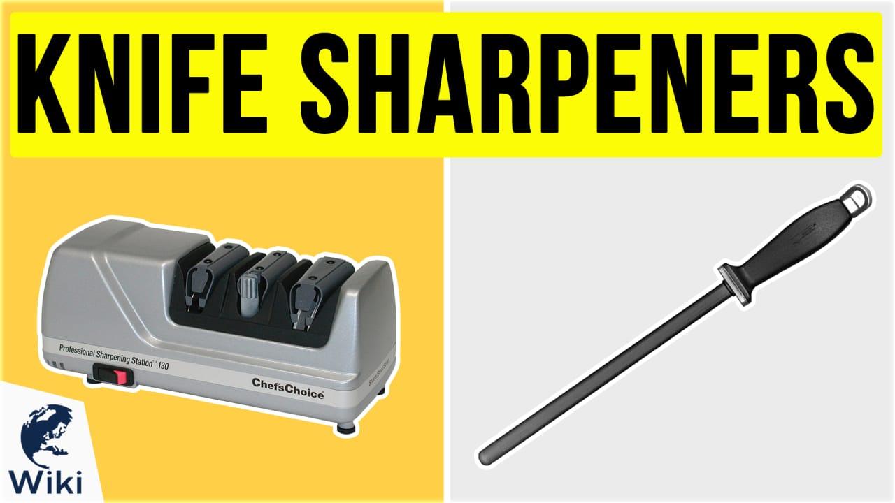 10 Best Knife Sharpeners