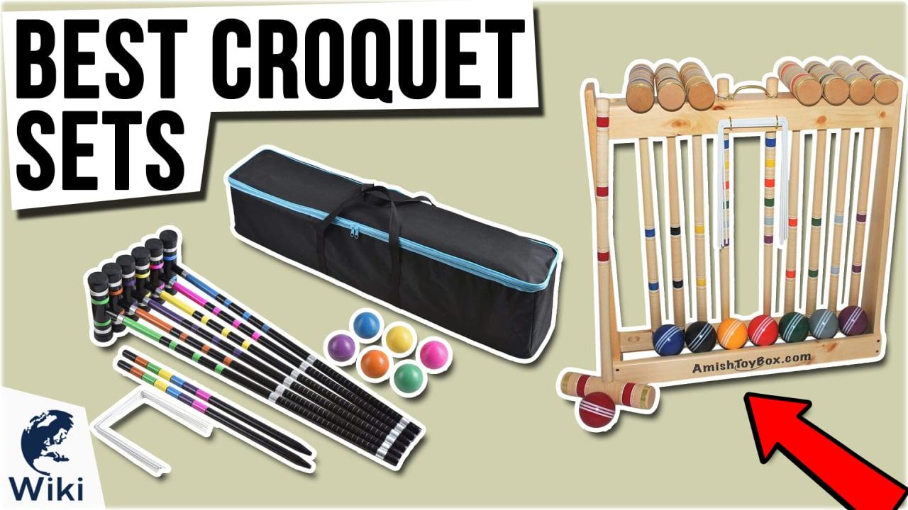 10 Best Croquet Sets