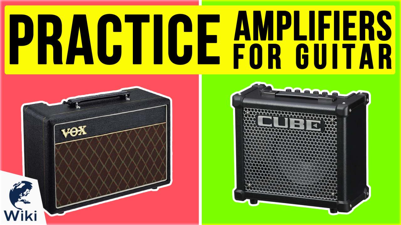 10 Best Practice Amplifiers For Guitar