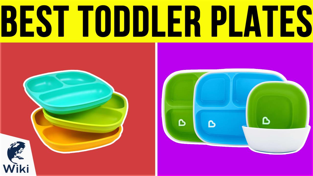 10 Best Toddler Plates