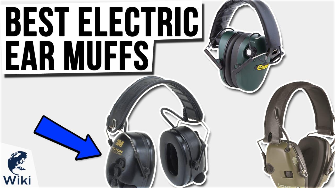 10 Best Electric Ear Muffs