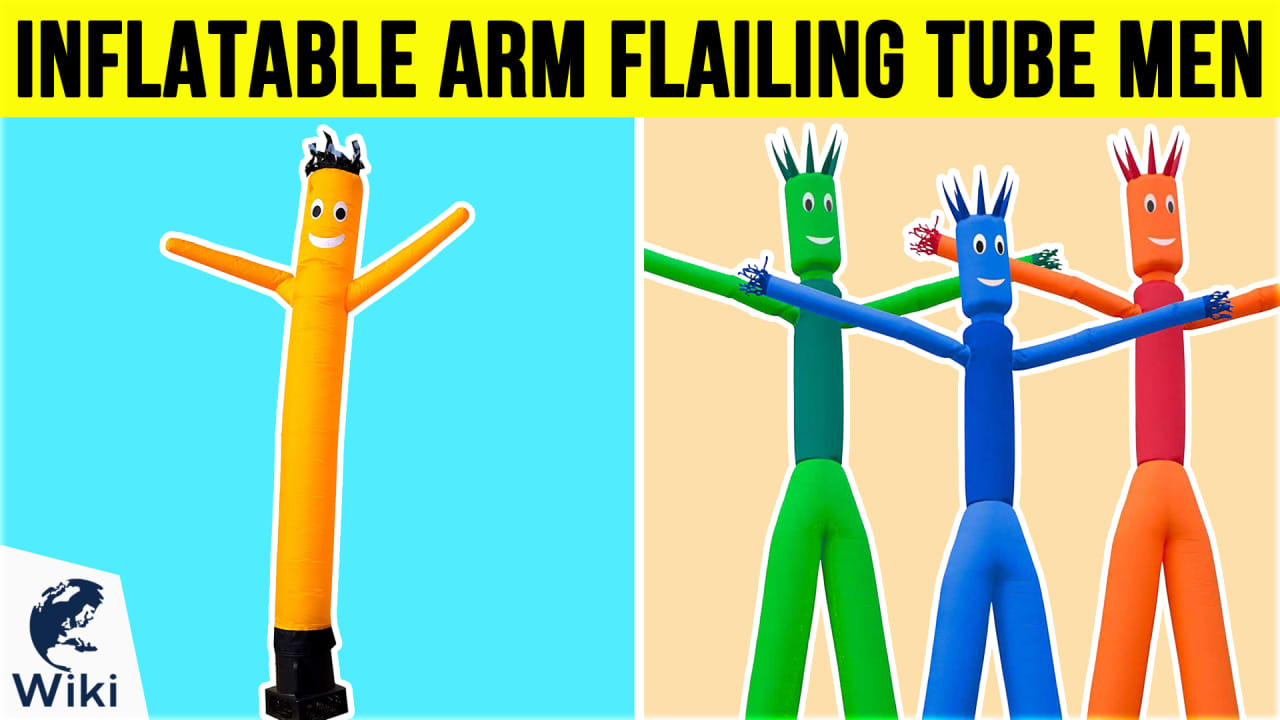 10 Best Inflatable Arm Flailing Tube Men