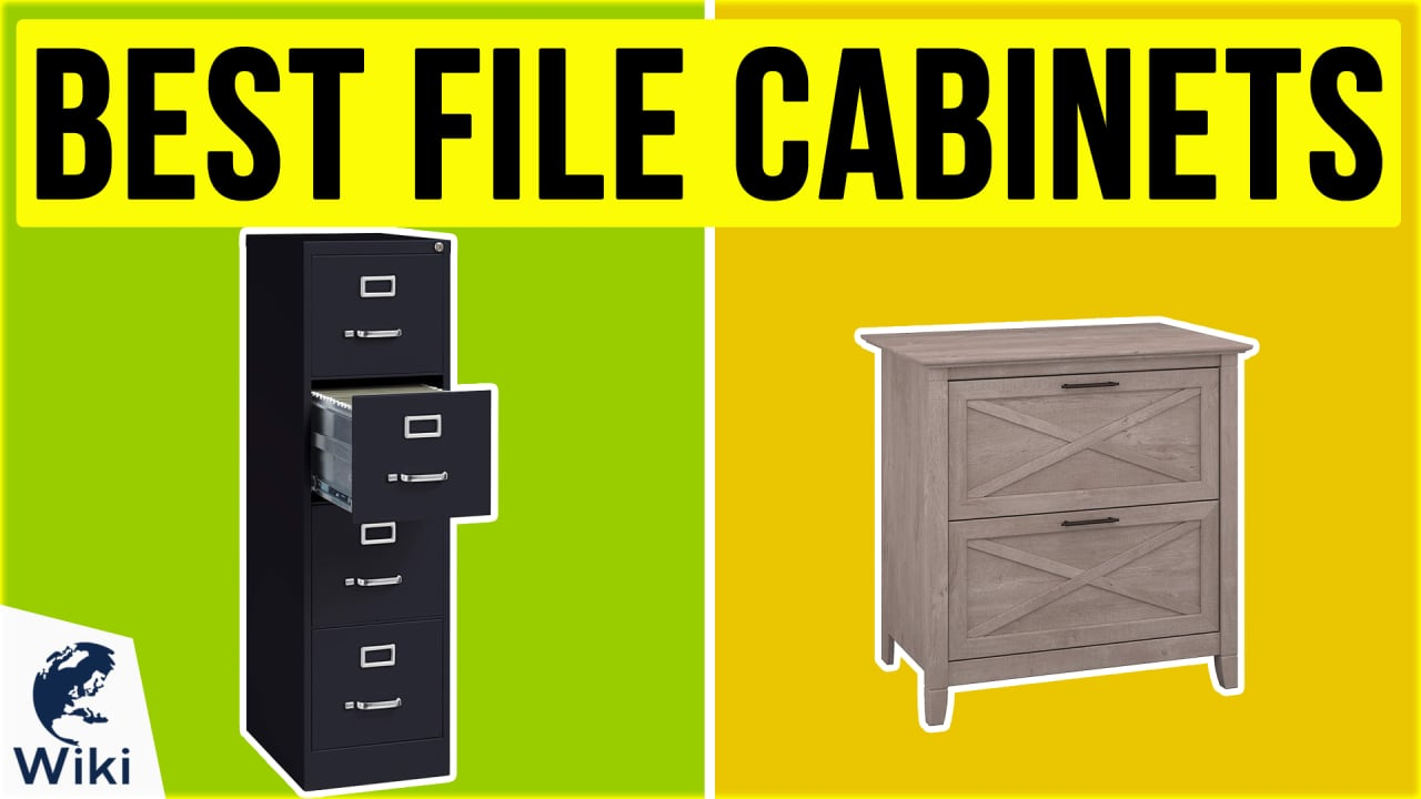 10 Best File Cabinets