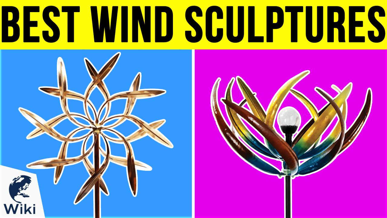 10 Best Wind Sculptures