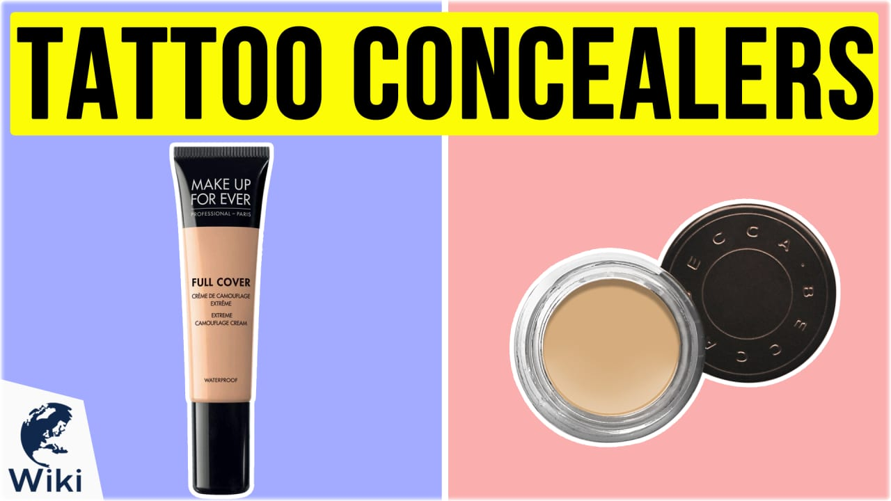 10 Best Tattoo Concealers