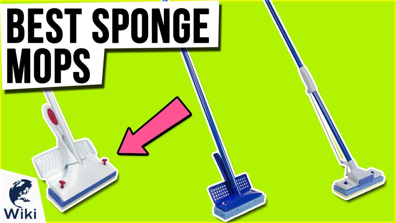 10 Best Sponge Mops