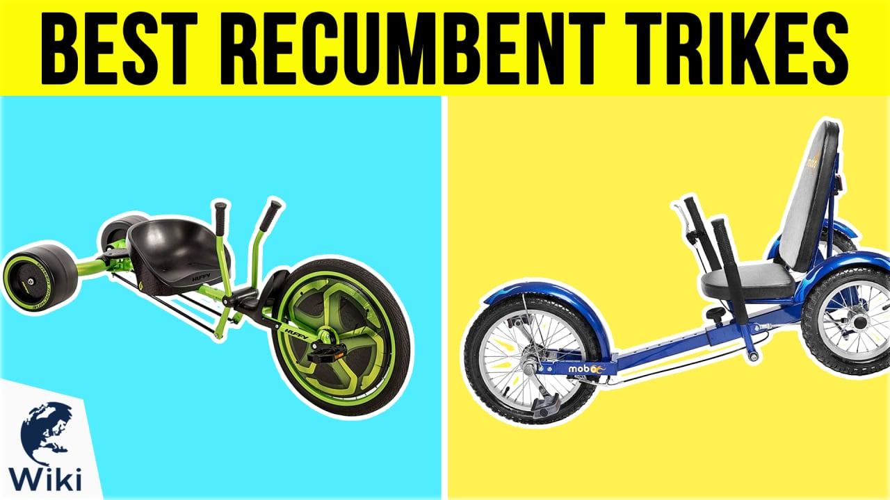 5 Best Recumbent Trikes