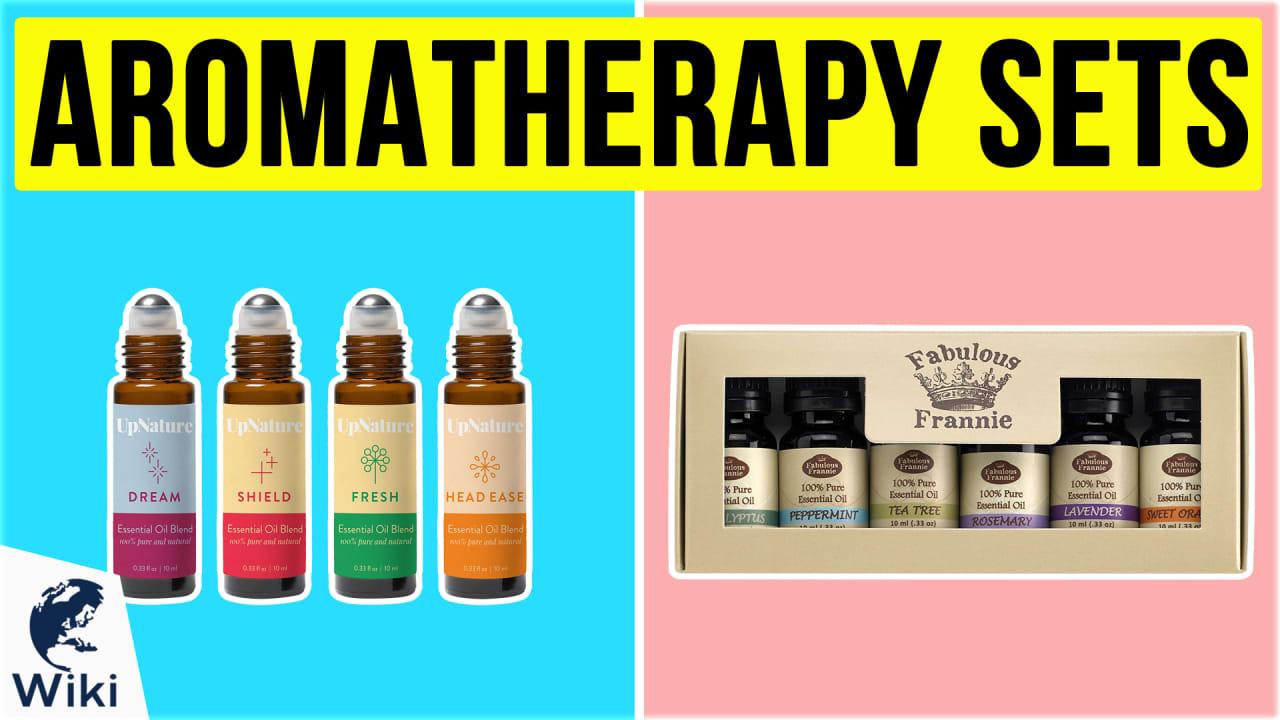 10 Best Aromatherapy Sets