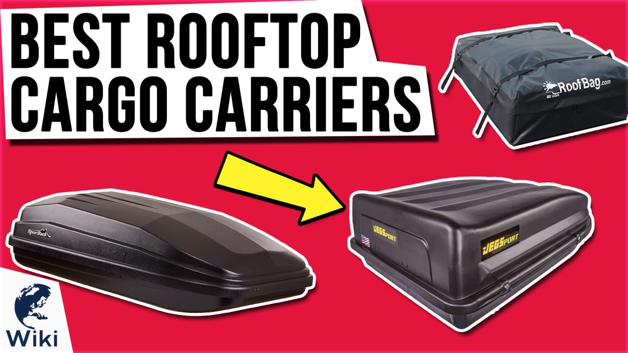 10 Best Rooftop Cargo Carriers
