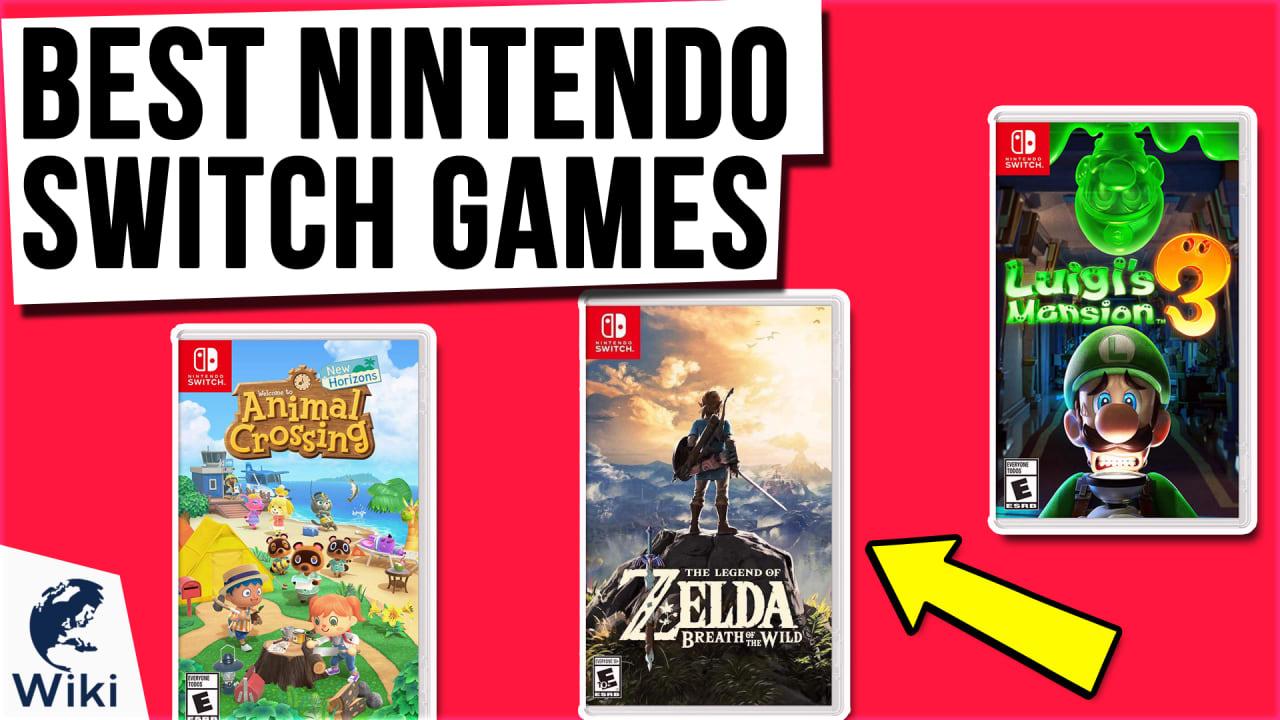 10 Best Nintendo Switch Games