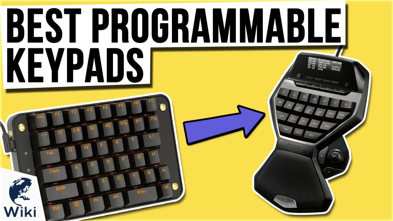 10 Best Programmable Keypads