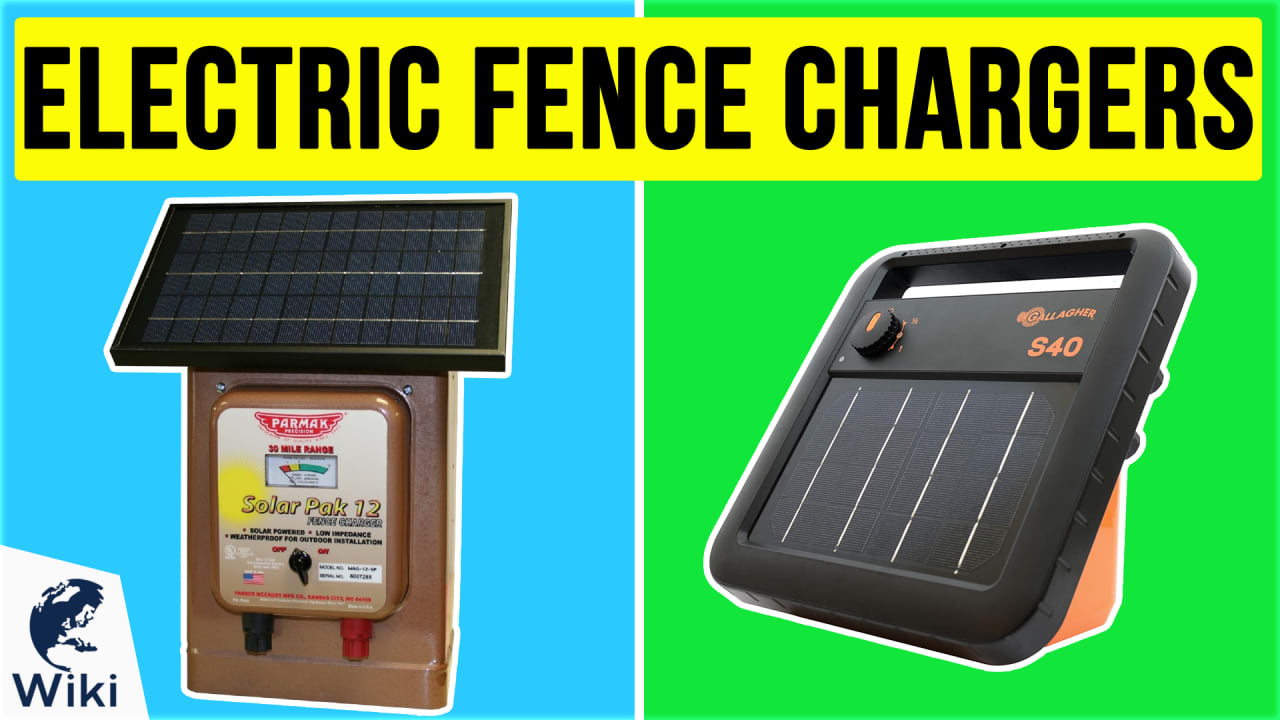 10 Best Electric Fence Chargers