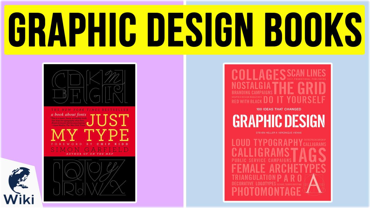 10 Best Graphic Design Books