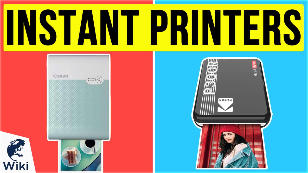 10 Best Instant Printers