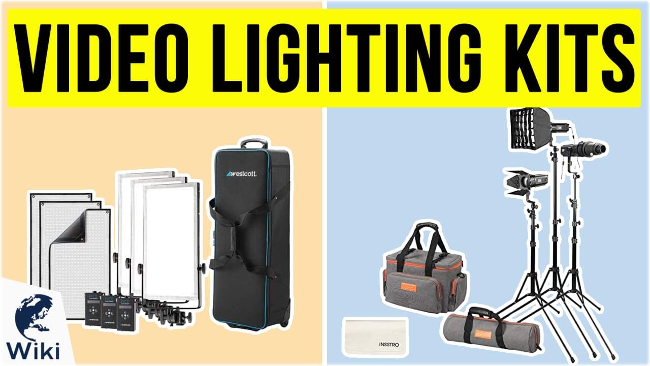 10 Best Video Lighting Kits