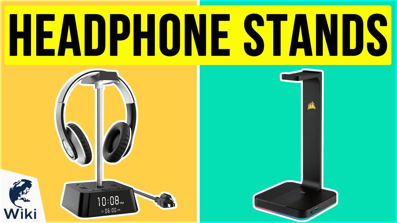 10 Best Headphone Stands