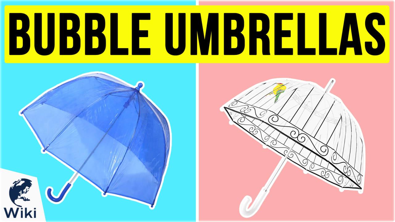 10 Best Bubble Umbrellas
