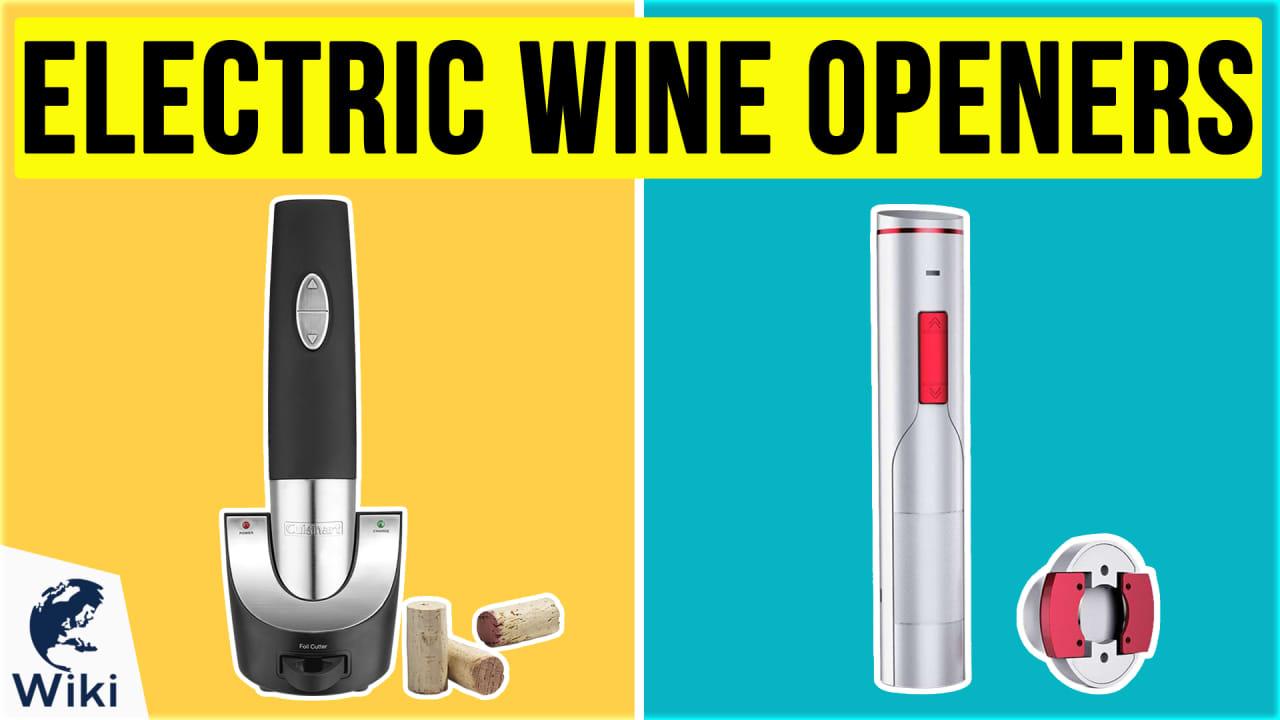 9 Best Electric Wine Openers