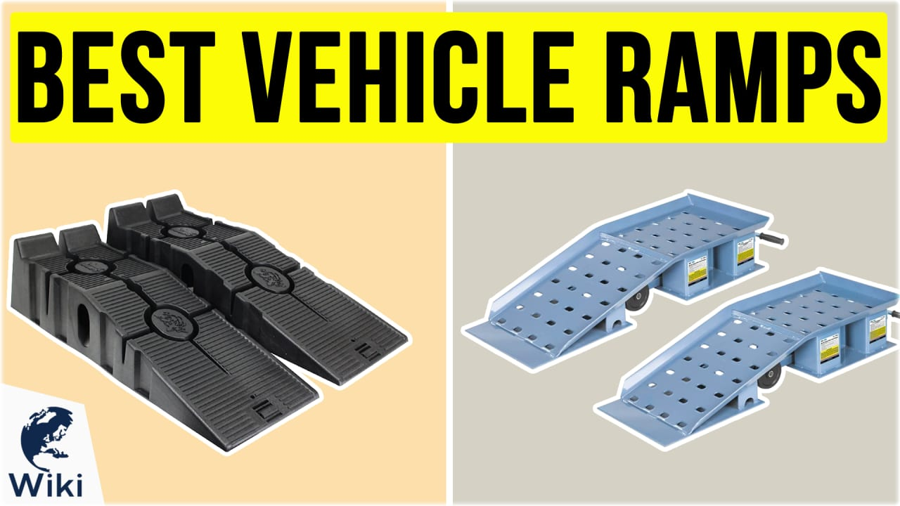 9 Best Vehicle Ramps