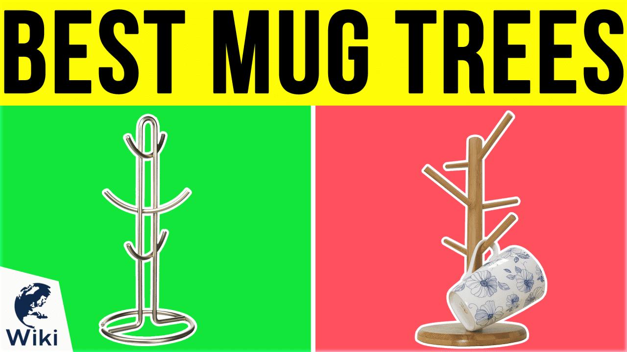 10 Best Mug Trees