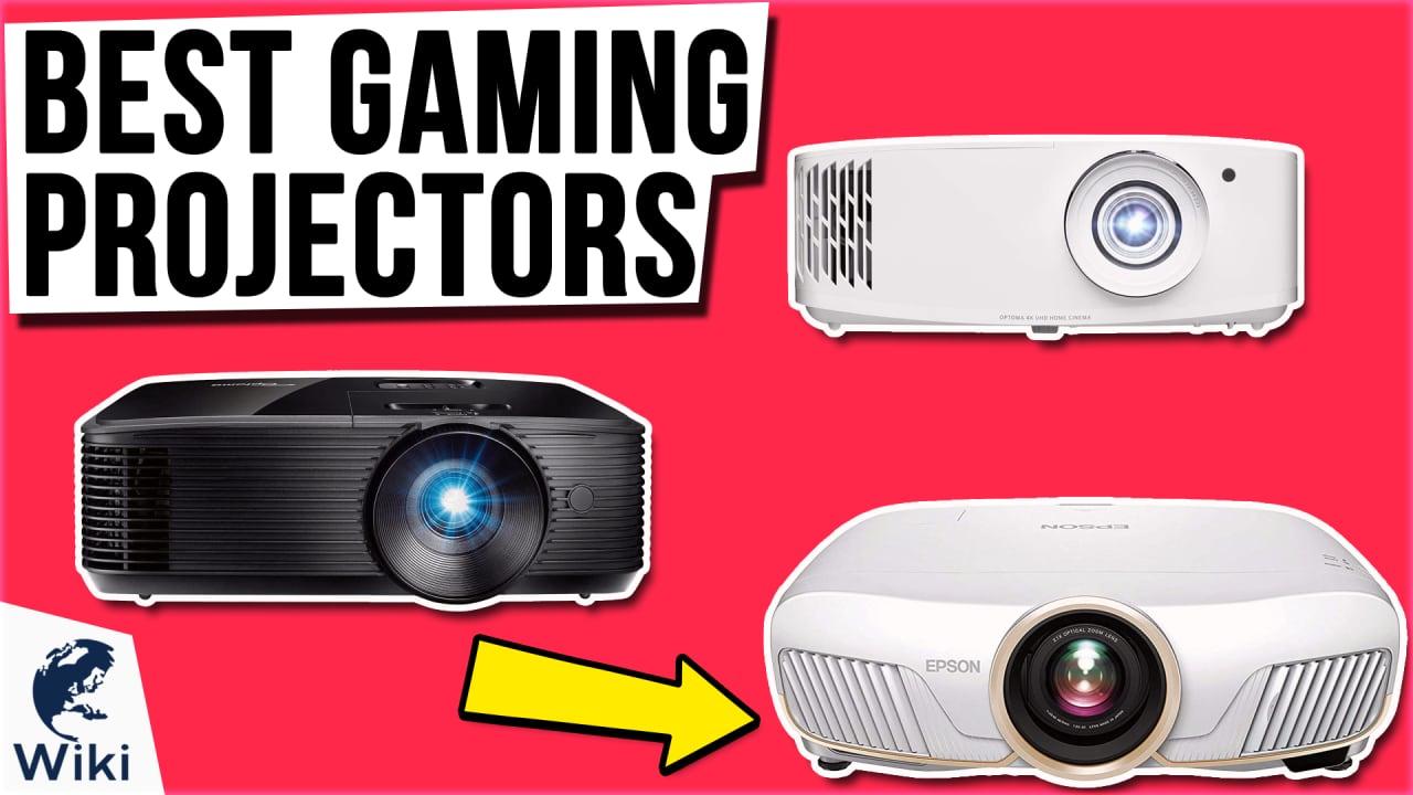 7 Best Gaming Projectors