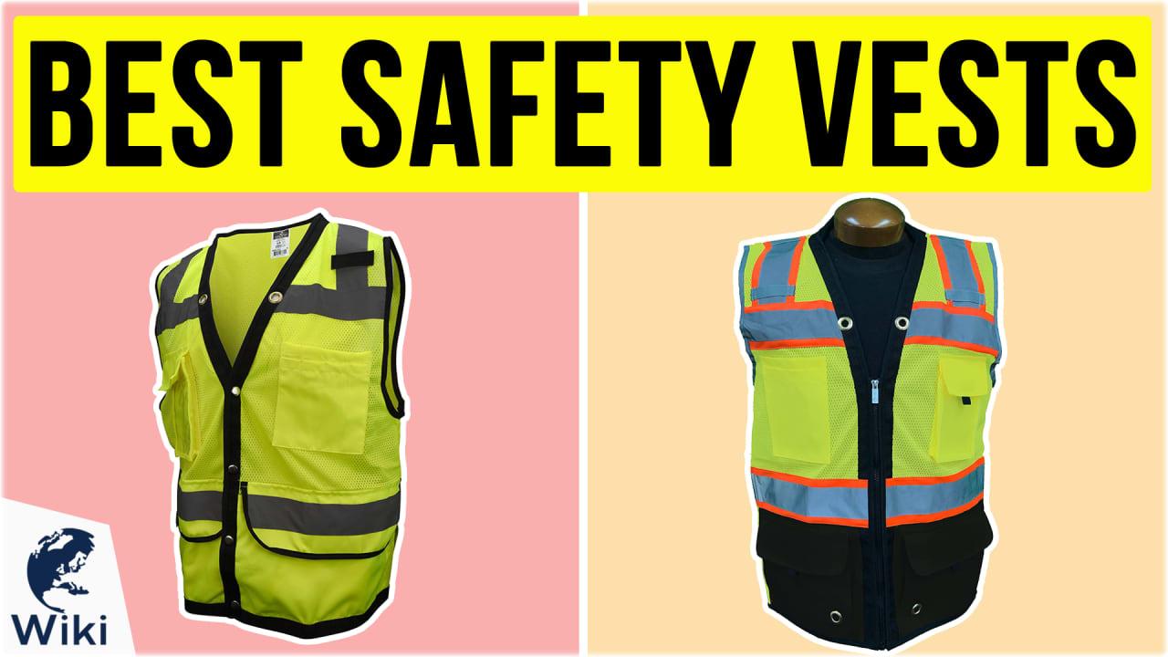 10 Best Safety Vests
